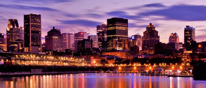 À Montréal les habitants peuvent jouer au casino en ligne sur des sites fiables et honnêtes.