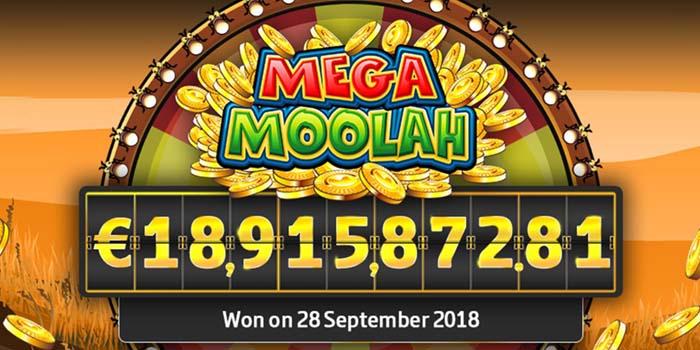 Mega Moolah jackpot record du 28 septembre 2018