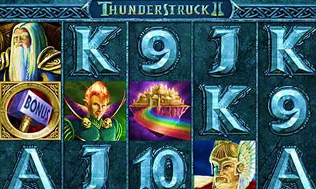 Thunderstruck II - RTP de +97%