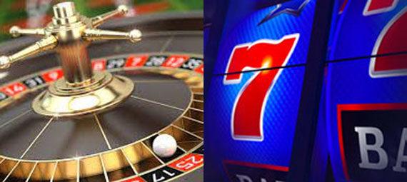 Comparatif entre un machine à sous et la roulette de casino